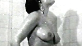 Erotic Nudes 582 50s and 60s - Scene four