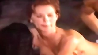 Lisa Sommers Campfire Orgy
