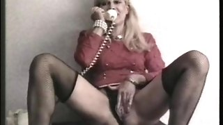 Antique French, Matures, Dirty Phone and ass fucking Fake penis.
