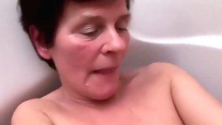 Granny Goeing Nasty