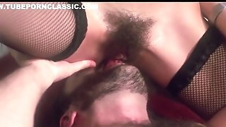 Hot Sultry Stunners In Hot Retro Porno Movie