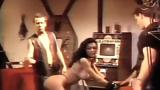 Hank Armstrong, Anna Malle & Tom Byron- Domination & Submission Scene