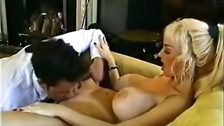 Youthful Huge-boobed Brittany O'neil Fucks Butler Big Faux Tits Tanlines Blonde