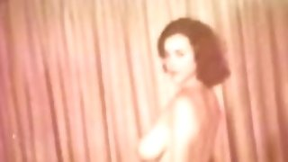 Glamour Nudes 519 1960's - Scene four