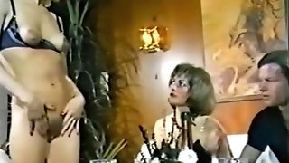 Bang-out Sklavin Silvia On Gauze