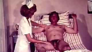 Varmint Nurse Deepthroats Man rod (1960s Antique)