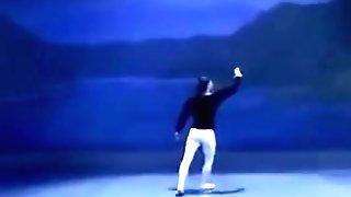 Erotic Dancing Spectacle 13 - Naked Swan Lake