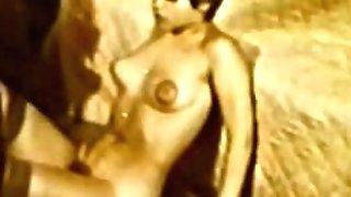Glamour Nudes 637 1960's - Scene ten