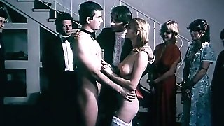 Horny Classical Movie With Ghislain Van Hove And Brigitte Lahaie