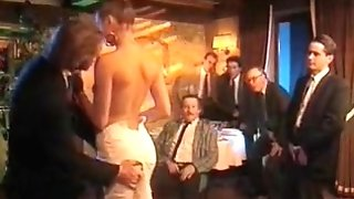 Crazy Retro Orgy Vid From The Golden Era