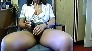 Antique German Matures Masturbating.