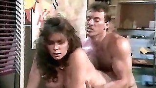 Tracey Gets Her Cock-squeezing Slit Speared