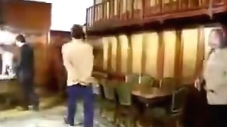 German Antique Gang-bang