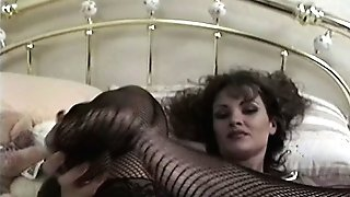 Antique Foot Taunt With Lisa Ann